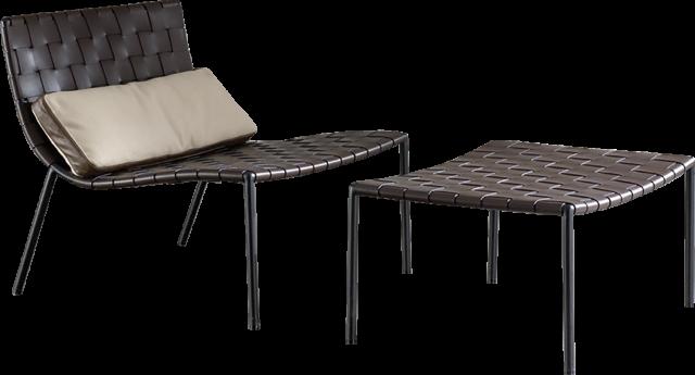 Klasen Chair & Stool