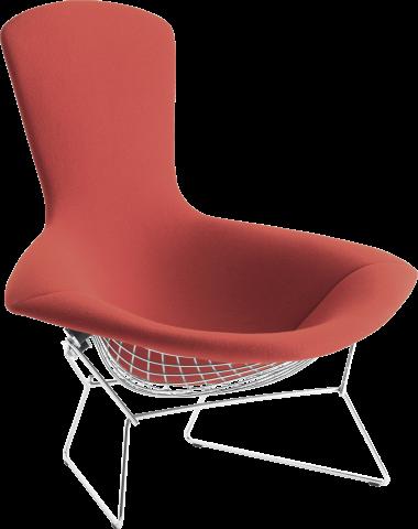 Bertoia High Back Chair