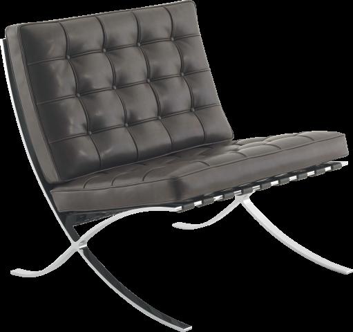 Barcelona Chair & Stool