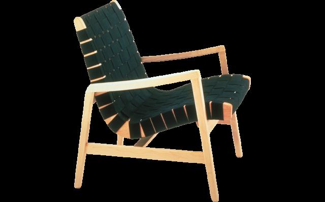 Risom Lounge Chairs