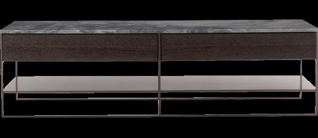 Calder Bronze Console Table