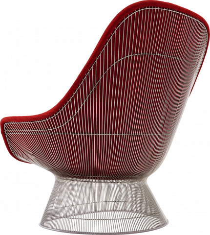 Platner Easy Chair & Ottoman