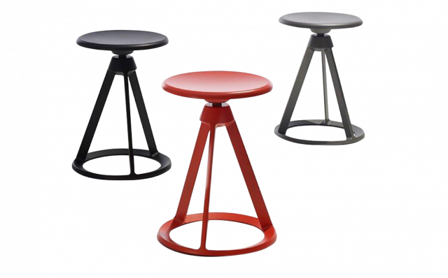 Piton™ Stool by Barber Osgerby