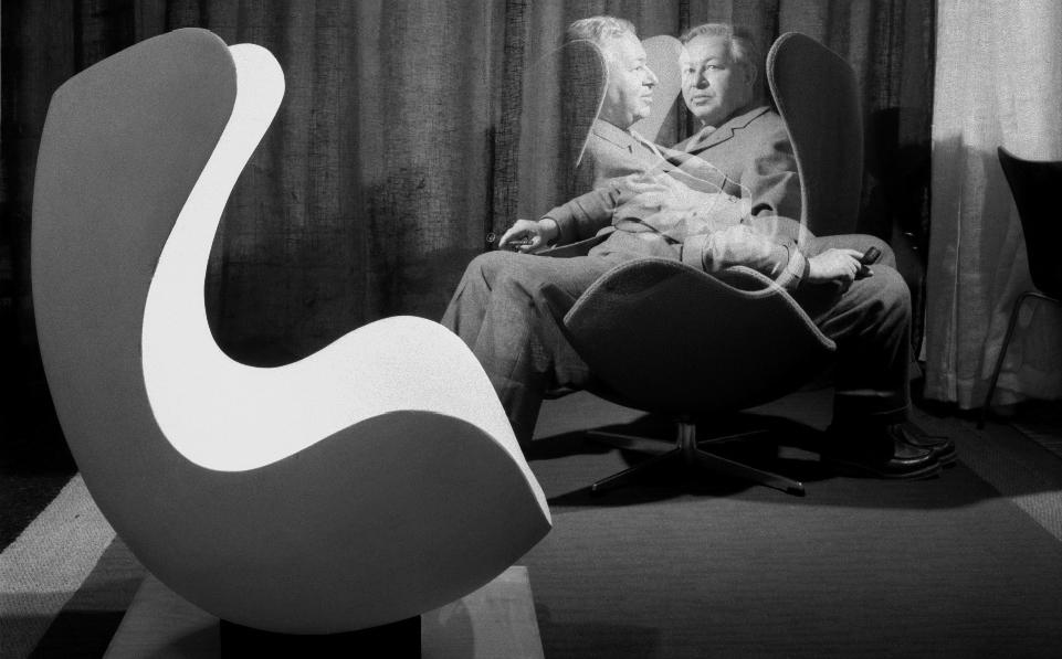 Egg Chair by Arne Jacobsen
