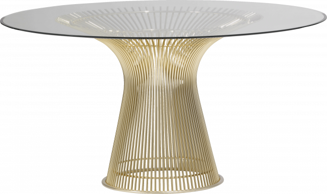 Platner Gold Dining Table