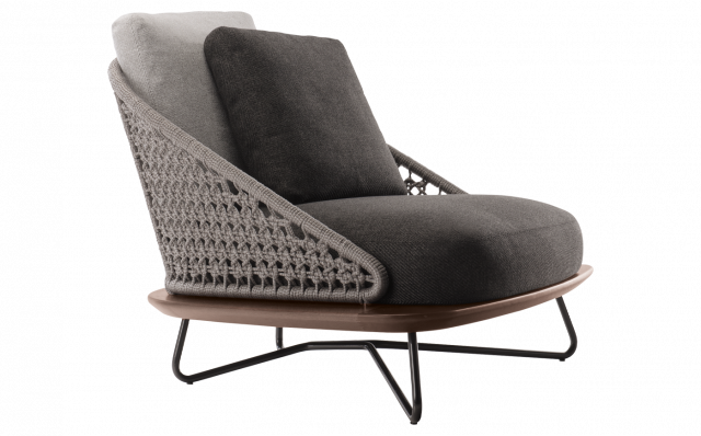 Rivera Outdoor Lounge Chair