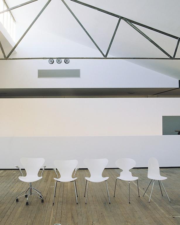 Ant chairs by Arne Jacobsen at dedece Redfern