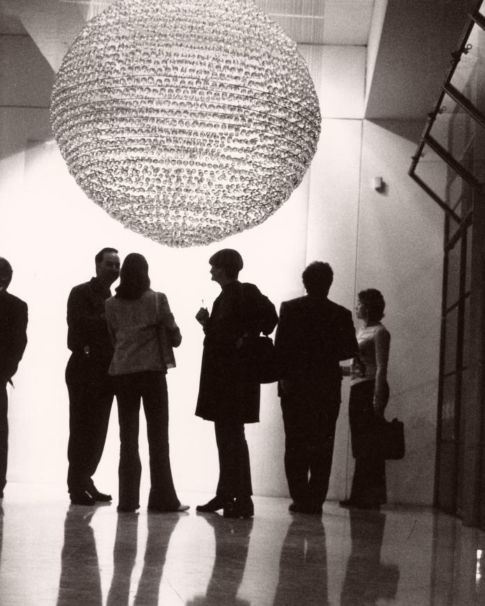 Swarovski Crystal Palace exhibition