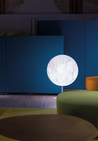 Moon Floor light